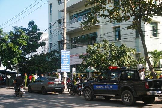 Bệnh viện Đà Nẵng chuẩn bị sẵn sàng đón ông Nguyễn Bá Thanh