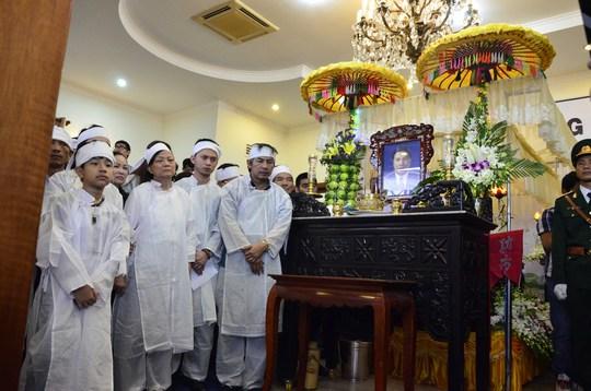 Gia đình ông Nguyễn Bá Thanh