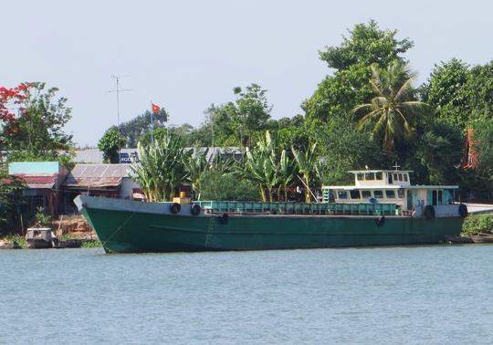 Hiện trường vụ ghe cho da doi dau voi sa lan lam 3 nguoi mat tich