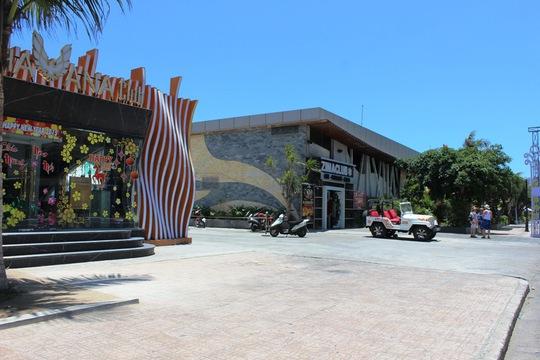 Công trình nhà hàng E-Land Four Seasons che tầm nhìn ra biển  Nha Trang