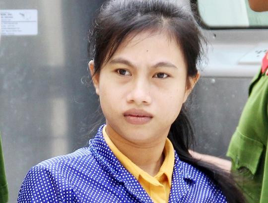 """Cầm đầu băng """"siêu trộm"""", Trần Thị Diệu Hiền lãnh 18 năm tù"""