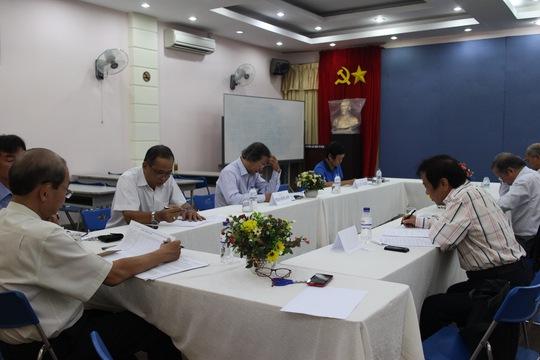 """LĐLĐ TP HCM phối hợp với Cung Văn hóa Lao động TP đã tổ chức chấm vòng chung kết cuộc thi """"Công nhân thành phố anh hùng"""""""