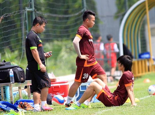 Tuấn Anh chủ động xin rút khỏi đội tuyển U23 Việt Nam