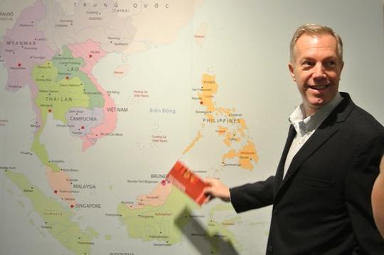Đại sứ Mỹ Ted Osius trò chuyện về văn hoá các nước Đông Nam Á