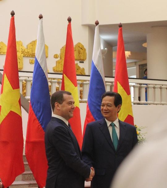 Chuyến thăm được kỳ vọng sẽ nâng cấp quan hệ Đối tác chiến lược giữa hai nước lên một tầm cao mới
