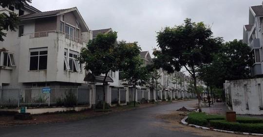 Khu đô thị mới Văn Phú có tổng vốn đầu tư lên tới 820 triệu USD.