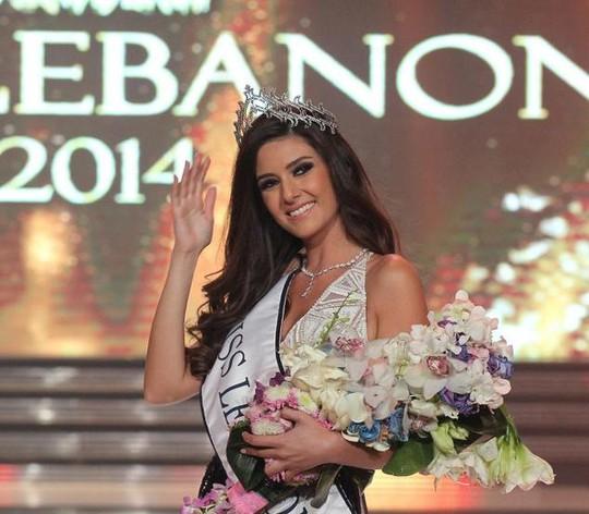 Hoa hậu Hoàn vũ Lebanon