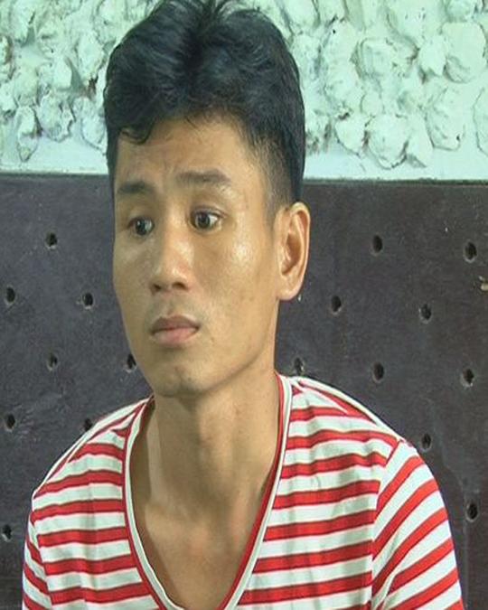 Huỳnh Anh Khoa tại Cơ quan điều tra
