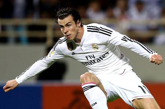 Gareth Bale ghi bàn thắng tuyệt đẹp cho Real