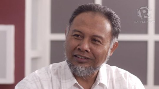 Phó giám đốc KPK Bambang Widjojanto. Ảnh: Rappler
