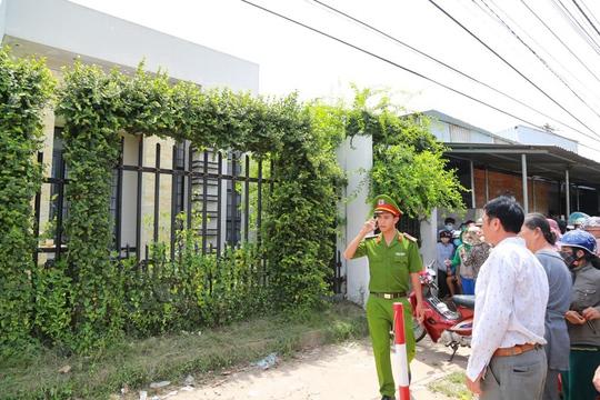 Căn biệt thự nơi vừa xảy ra vụ án giết 6 người gây chấn động dư luận ở Bình PhướcẢnh: Như Phú