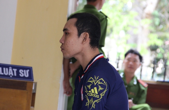 Chiến tại phiên tòa sơ thẩm vào ngày 17-3