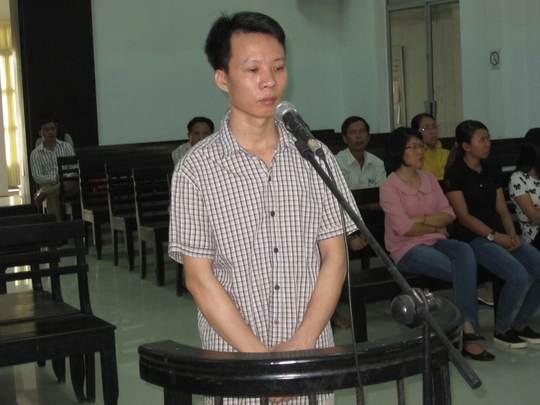 Bị cáo Nguyễn Văn Xiêm