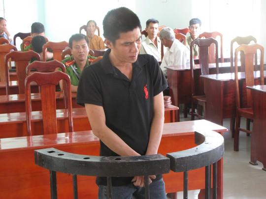 Bị cáo Võ Thanh Tùng