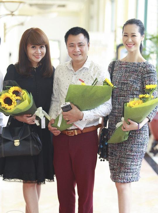 Ngoài Tự Long, đồng hành với Bốn mùa yêu thương còn có nhạc sĩ Lưu Thiên Hương
