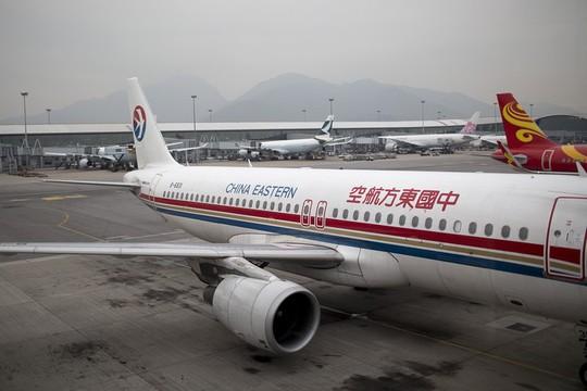 Một chiếc máy bay của hãng hàng không China Eastern Airlines. Ảnh: Bloomberg