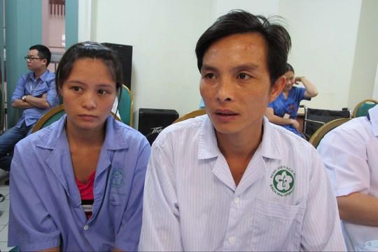 Bệnh nhân Cao Xuân Hòa xuất viện sau hơn 10 ngày điều trị