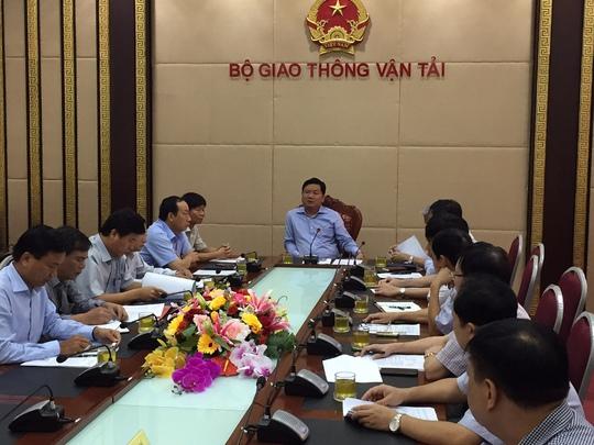 Bộ trưởng Thăng: Nếu đường không có xe đi thì làm đường làm gì.