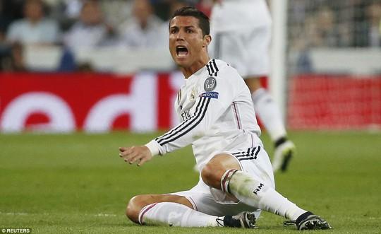Bàn thắng đáng ra phải thuộc về Ronaldo