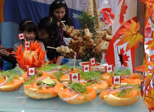 Món ăn đến từ Canada - Đất nước của phong lá đỏ