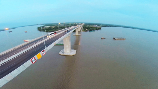 Tuyến đường cao tốc TP HCM - Long Thành - Dầu Giây đã tạo thuận lợi lớn trong việc đi lạiẢnh: THÀNH ĐỒNG