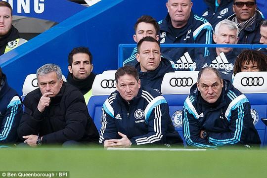 HLV Mourinho kh6ong còn gì để nói sau thất bại trước Bradford