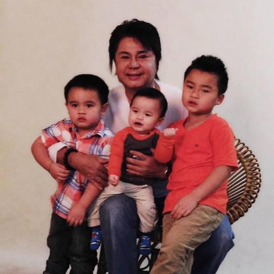 Nghệ sĩ Châu Thanh hết lòng vì bệnh nhân phong