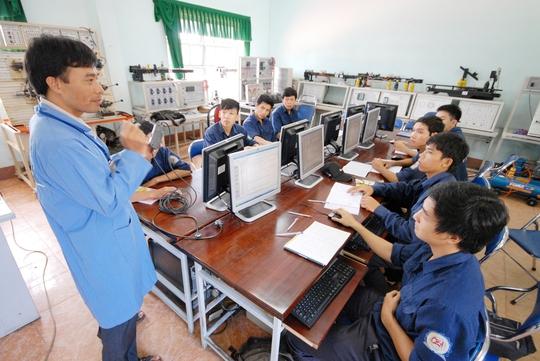 Đào tạo nhân lực chất lượng cao gắn với phát triển kinh tế là mục tiêu quan trọng  của các tỉnh ĐBSCL Ảnh: Ngọc Trinh
