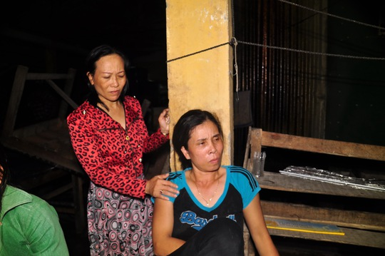 Tiểu thương buôn bán tại chợ Nghĩa Phú rầu rỉ vì vụ cháy chợ