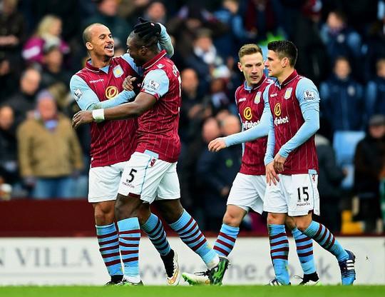 Okore (5) của Aston Villa