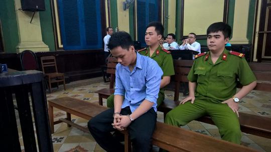 Vũ Kim An bị TAND TP HCM tuyên tử hình về tội giết người, cướp tài sản vào ngày 12-6Ảnh: Phạm Dũng