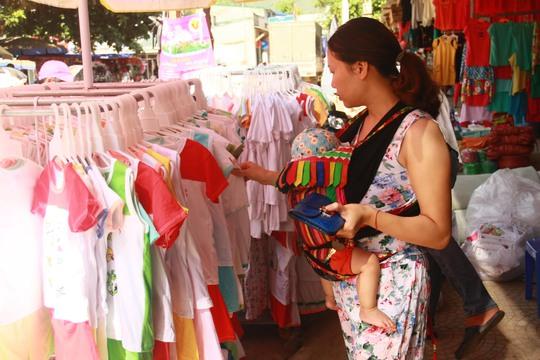 Sản phẩm của Công ty Minh Long Hưng được bán trên thị trường