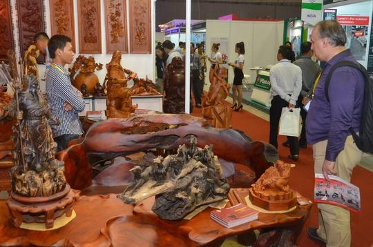 Mỹ đang là thị trường nhập khẩu nhiều đồ gỗ của Việt Nam Ảnh: Tấn Thạnh