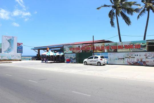 Dự án của Công ty Nha Trang Sao làm chắn tầm nhìn ra biển ở phía Bắc TP Nha Trang