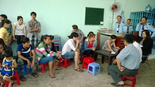 """Các cơ quan chức năng huyện Hóc Môn, TP HCM rất """"đau đầu"""" khi chủ doanh nghiệp nợ lương, bỏ trốn vì luật không quy định cụ thể vấn đề này"""