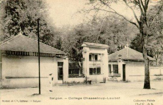 Trường được khởi công xây dựng vào năm 1874 và hoàn tất vào năm 1877 - Nguồn ảnh: Wikipedia