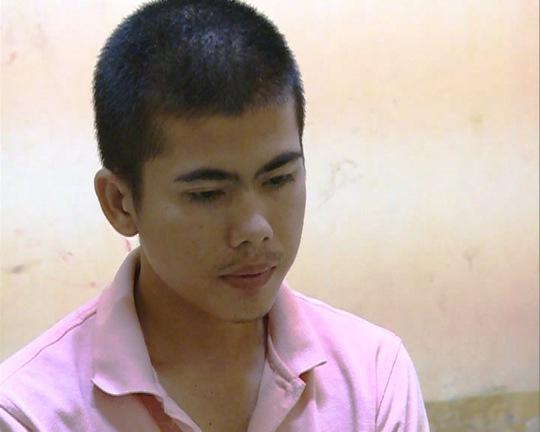 Huỳnh Thanh Khải bị bắt sau khi gây án bỏ trốn