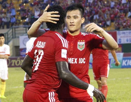 Bàn thắng nhanh nhất trong lịch sử V-League của Lê Công Vinh có thể giúp anh trở lại đội tuyển Việt Nam