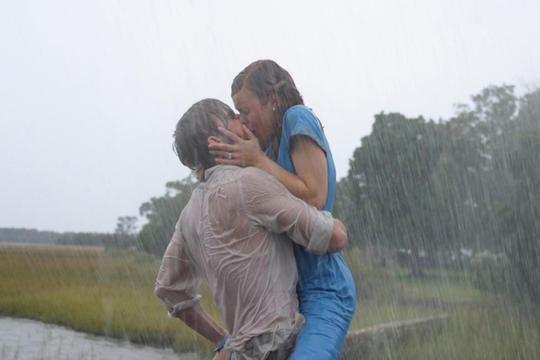 Cảnh trong phim The Notebook