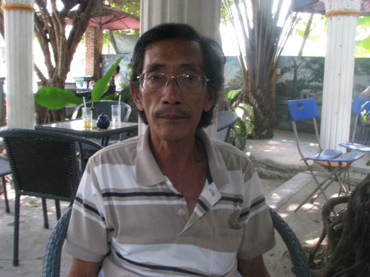 Ông Nguyễn Bá Cường kể về câu chuyện của bà cụ L.