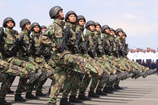 Lực lượng lính thủy đánh bộ