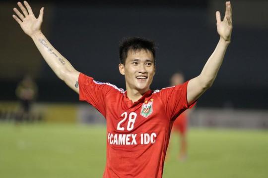 Công Vinh giúp B.Bình Dương có trận thắng lịch sử ở AFC Champions League
