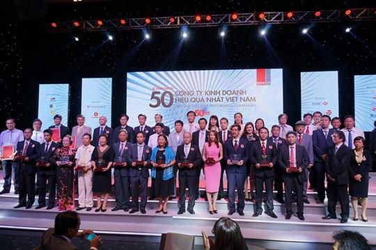 Đất Xanh vào Top 50 doanh nghiệp kinh doanh hiệu quả nhất