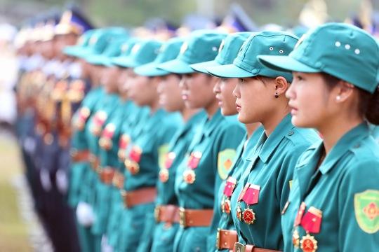 Nữ dân quân