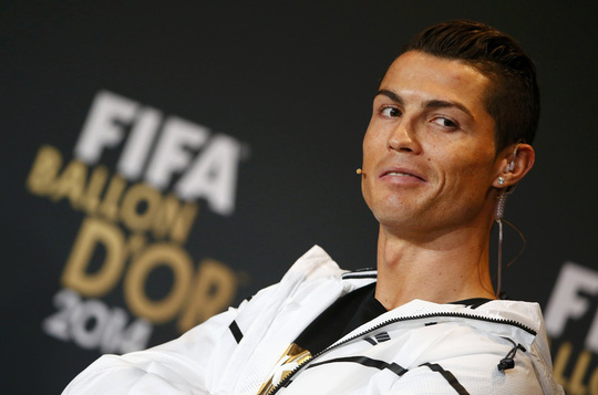 Cristiano Ronaldo luôn xem mình là số 1