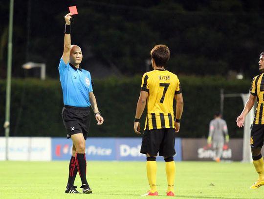 Mất Mansor Nazmi Faiz sẽ là tổn thất lớn cho U23 Malaysia ở trận gặp Việt Nam