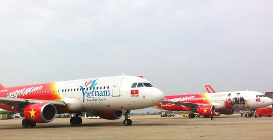 Đội bay của Vietjet