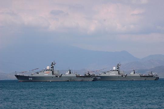 Tàu hộ vệ tên lửa Đinh Tiên Hoàng – Lý Thái Tổ hiện đại bậc nhất Đông Nam Á