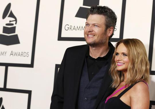 Miranda Lambert và Blake Shelton ly dị