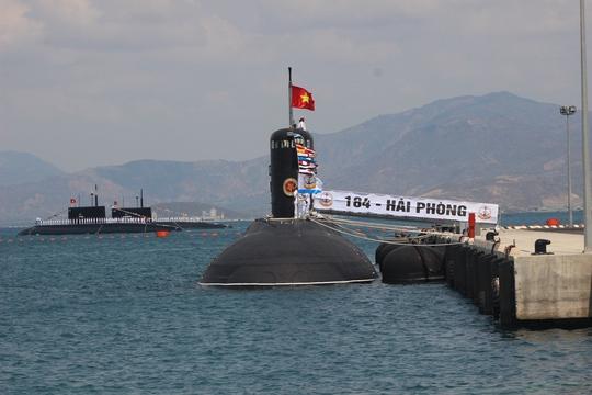 tàu ngầm Kilo lớp 636 Hà Nội, TP HCM, Hải Phòng và hệ thống thủy lôi